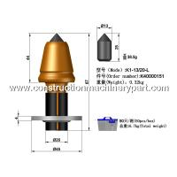 Buy cheap Concrete Milling Bits Road Milling Bits Cold Planer Bits Wirtgen W1 product