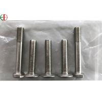 Quality 2205 Chrome Nuts And Bolts Duplex Stainless Steel Hex Bolts And Nuts EB970 for sale