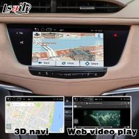 Buy GPS Android navigation box video interface for Cadillac XT5 video at wholesale prices