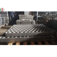 Buy cheap Material Heat Treatment Basket Base Trays For Heat Treating Furnaces from wholesalers
