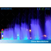 Buy cheap Various single color and RGB color Solar Decorative Lights , decorative solar lights product