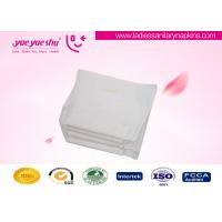 Quality Cotton Menstrual Ultra Thin Natural Sanitary Napkins Lady Use With Wings for sale