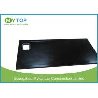 Quality Anti - Bacteria Epoxy Resin Worktop Countertops For Chemical Fume Cupboard for sale