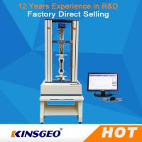 Buy cheap 2KN Leather Tensile Shear Leather Testing Equipment With Micro Computer Display product