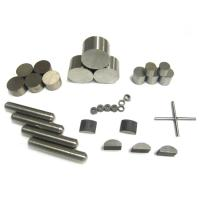 Quality Durable Aluminum Nickel Cobalt , Alnico Magnet Types Size Customized for sale