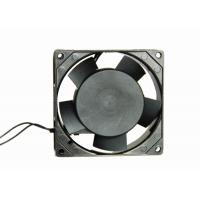 Quality 9225 110V 12w power supply waterproof box fan with metal frame 92 x 92 x 25 mm for sale