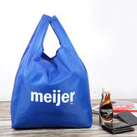 Quality Eco-Friendly Reusable Polyester Foldable Shopping Bag for sale