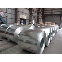 Quality Construction Thin Galvanized Steel Sheet In Coil Hot Dipped For Roofing for sale