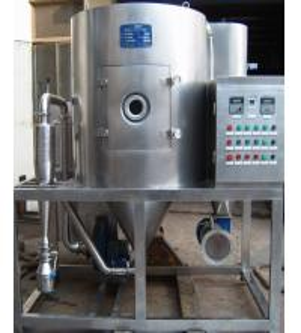 Foodstuff High Speed Centrifugal Atomizer Spray Dryer LPG Series For Liquid Drying