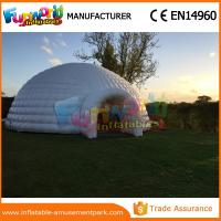 Buy cheap Hotsale Portable Camping Tent Garden Igloo Tent Inflatable Event Tent For Sale product