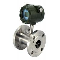 Quality Turbine Flow Meter With Stainless Steel Body Environmental protection performance for sale