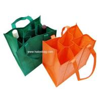 Quality Non woven Wine Bag for sale