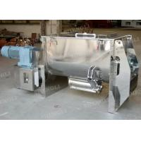 Quality Industrial Spiral Mixer Machine For Powder , Medicine Powder Dry Mixer Machine for sale