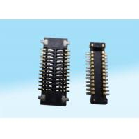 Quality 50VAC High Voltage Rating Board To Board Connector 0.4mm Pitch AXT624124/BTB410-M40203-SX for sale