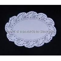 China New Style Oval Design Paper Doilies (MKKC103) on sale