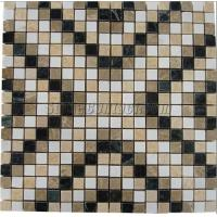 Quality marble circle mosaic PY-D15SW mosaics for sale