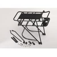 Buy 26 Inch Electric Bike Spare Parts Aluminium Alloy Rack Electric Bike Components at wholesale prices