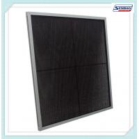 Quality Aluminum Air Conditioner Air Filters Nylon / Metal Mesh Panel G3 G4 Washable for sale