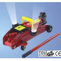 Quality 2t Trolley Jack with Work Lights for sale