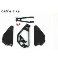 Buy cheap Aluminum Alloy Electric Enduro Bike Frame , Hardtail Off Road Mountain Bike Frames from wholesalers