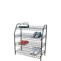 Style selections 20 pair white metal shoe rack bed mattress sale