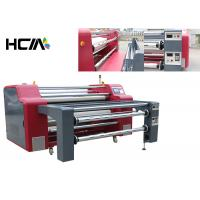Quality Sublimation Roll Heat Press Printer Textile Foil Roll To Roll Heat Transfer Machine for sale