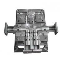 Buy cheap Multi Cavity Hot Runner HASCO DME Based Custom Plastic Injection Mould For Fitting Pipe product