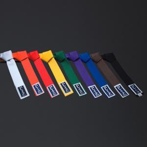 Quality belt jiu jitsu belt judo belt karate belt for sale