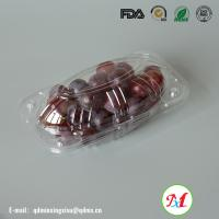 China High clear clamshell packaging mango Container on sale