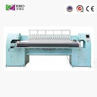 Quality High Speed 4 Colors Quilting Embroidery Machine Working Width 2850mm for sale