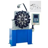 Small Extension Spring Machine Consists Of Cam Axis / Spring Winder Machine