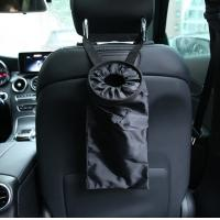 Quality Car seatback trash storage bag / printing logo for sale