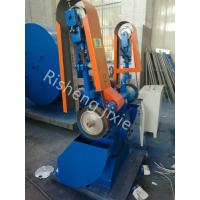 China 1.5-4.64 kW Variable Speed Belt Grinder 125mm Maximum Grinding Length on sale