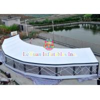 Buy cheap Customized Inflatable Airtight Tent Waterproof Fireproof Outdoor Bivouac Tent product