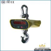 Buy cheap Wireless remote control digital crane scale product