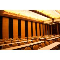 Buy cheap Multi Color Sound Proof Partitions , Commercial Operable Partition System For Function Hall from wholesalers