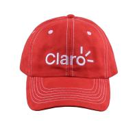 China Custom Logo Embroidered Baseball Caps Suede Dad Hat For Girl Waterproof on sale