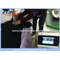 Buy cheap High Energy ESWT Laser Pain Relief Instrument Shock Wave Therapy Machine product