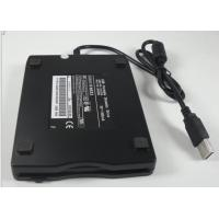Buy cheap Black 1.44M / 720K Floppy Disk Driver For Windows XP Win7 Win8 Mac System product