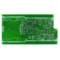 4 layers pcb assembly Nickel / Gold Finger Plating for automobile and high-end consumer electronics