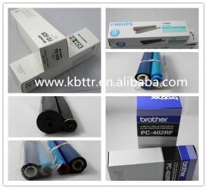 Quality KX-FA93 KX-FA57E compatible fax ink film for facsimile for sale