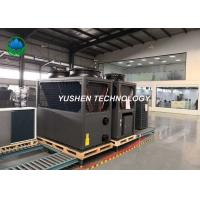 Quality Low Noise Air Source Heat Pump Central Heating / Hot Water Heat Pump Equipment for sale