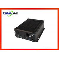 Quality 4G 1080P Vehicle Mobile NVR With GPS WiFi Hard Disk ROHS Certificated for sale