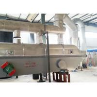 Quality Big Capacity Vfbd Dryer , Horizontal Dryers Used In Food Industry Fast Drying Speed for sale