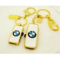 Buy cheap 8GB Metal Keychain Promotional USB Flash Drives , High Speed USB 2.0 from wholesalers