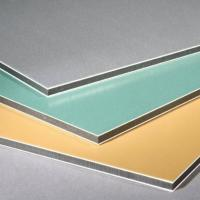 Quality PVDF, PE High Intensified Aluminium Composite Panel For Outdoor Building Decoration for sale