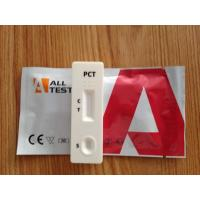 Buy cheap Rapid Bacterial Test Kits For Procalcitonin Qualitative Detection product