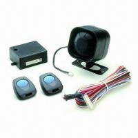 Quality Mini DIY Car Alarms with Shock and Current Sensors for sale
