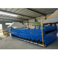 Quality PVC Powder Coating Wire Making Machine , Wire Coating Equipment Fast Speed for sale