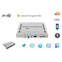 Quality Android 4.2.2 Android GPS Navigation Box for JVC Unit , Free Map and Software Upgrade for sale